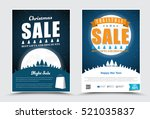 template posters  flyers  for... | Shutterstock .eps vector #521035837