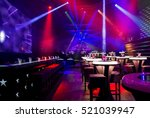 dance club interior. payner... | Shutterstock . vector #521039947