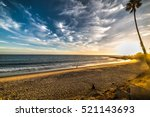 Colorful Sunset In Malibu ...