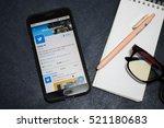 chiangmai  thailand  nov 23... | Shutterstock . vector #521180683