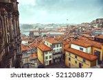porto  portugal   september 25  ... | Shutterstock . vector #521208877