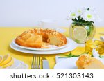 Yellow Summer Table Setting...