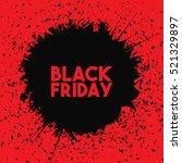 black friday vector illustration | Shutterstock .eps vector #521329897
