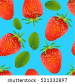 seamless pattern with... | Shutterstock . vector #521332897