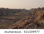 Small photo of rocky path