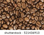 coffee beans.  coffee beans | Shutterstock . vector #521436913