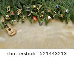 Musical Christmas Background ...