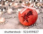 Christmas Pomegranate....