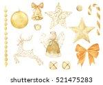 Watercolor Christmas Collectio...