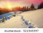 First Snow In Ukrainian...