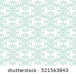 graphic vintage pattern.... | Shutterstock .eps vector #521563843