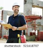 architecture construction...   Shutterstock . vector #521618707