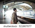 Train Transit Commuter...