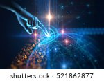Virtual Human Hand...