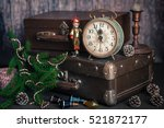 Vintage Retro Style Alarm Cloc...