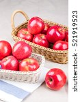 fresh apples  very good fruit... | Shutterstock . vector #521919523