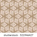 abstract geometric seamless... | Shutterstock .eps vector #521946427