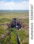 jim jim falls  kakadu national...   Shutterstock . vector #522065167
