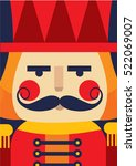 nutcracker vector illustration