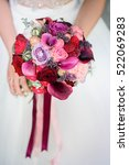 Beautiful Wedding Bouquet Of...