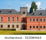 Sychrov Castle With Typical...