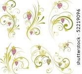 grapevine motifs