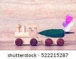 miniature figure toy wooden... | Shutterstock . vector #522215287