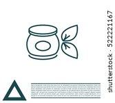 vector cream icon   Shutterstock .eps vector #522221167
