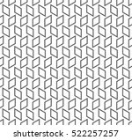 seamless diamonds pattern.... | Shutterstock .eps vector #522257257
