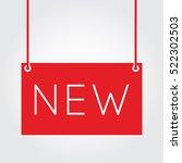 new | Shutterstock .eps vector #522302503