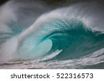 Beautiful Wave  A Plunging...