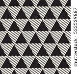 vector seamless pattern. modern ... | Shutterstock .eps vector #522539887
