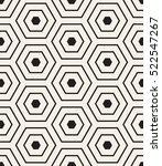 vector seamless pattern. modern ... | Shutterstock .eps vector #522547267