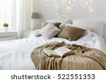 coziness  comfort  interior and ... | Shutterstock . vector #522551353