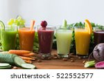 healthy eating  drinks  diet... | Shutterstock . vector #522552577