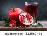 Pomegranate Juice With...