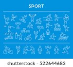 line design concept web banner...   Shutterstock .eps vector #522644683