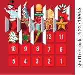 Countdown To Christmas Advent...