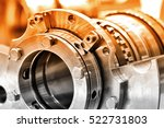 steel parts for industrial... | Shutterstock . vector #522731803