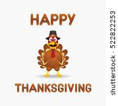 thanksgiving day. | Shutterstock .eps vector #522822253