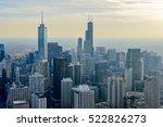 chicago  illinois   october 22  ... | Shutterstock . vector #522826273