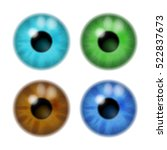 Set The Color Of The Eye Lens...