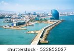 Port Vell And La Barceloneta...