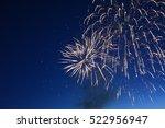 Fireworks In The Sky  A Festiv...