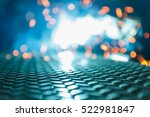 light blur background from... | Shutterstock . vector #522981847