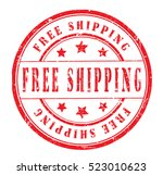 "rubber stamp with text ""free... 