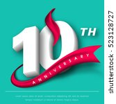 anniversary emblems 10...