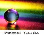 Marble Crystal Clear Ball ...