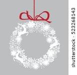 vector illustration of a... | Shutterstock .eps vector #523268143