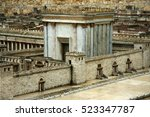 Model Of The Second Temple....